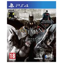 Sony Batman: Arkham Collection PS4 ვიდეო თამაში