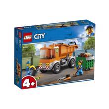 LEGO CITY ნაგვის მანქანა