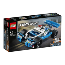 lego Technic - პოლიციის დევნა