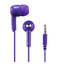 Hama Basic4Music Headphones Purple ყურსასმენი