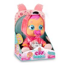 IMC Toys ინტერაქტიული თოჯინა Cry Babies Fancy