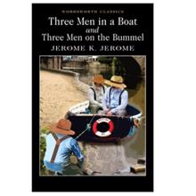 Three Men in a Boat,  Jerome. J.K.