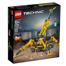lego TECHNICS მცოცავი ამწე
