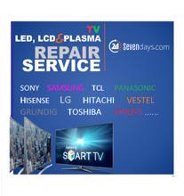 LED ტელევიზორების შეკეთება გ ა რ ან ტ ი ი თ. T.568-595550