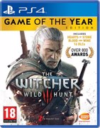 Sony PS4 WITCHER 3 GAME OF THE YEAR EDITION