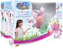 Splash Toys Lily Papillion ელექტრონული პეპელა