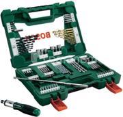 BOSCH აქსესუარების ნაკრები Bosch V-line 2607017195 91 ც