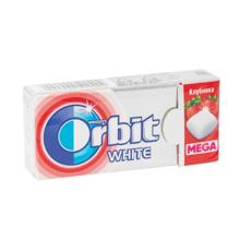 Orbit საღეჭი რეზინი Mega Strawberry 16.4 გრ