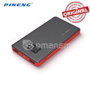PINENG  პორტატული დამტენი ეკრანით PINENG PN960 Black USB 2.0 6000 mAh