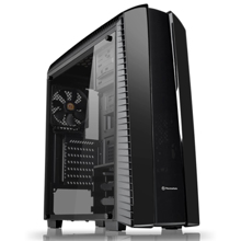 Thermaltake Versa N27 Black ქეისი
