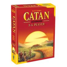 სამაგიდო თამაშები Catan (დამატება)