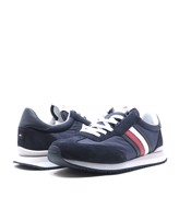 Tommy Hilfiger - LOW MIX RUNNER STRIPES