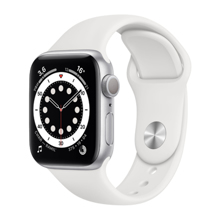 Apple Watch S6 40mm Silver 2020 სმარტ საათი
