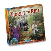 Ticket to Ride - Africa Expansion სამაგიდო თამაში