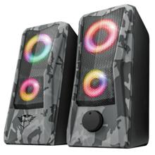 TRUST GXT 606 JAVV RGB 2.0 SPEAKER SET დინამიკი
