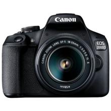 Canon EOS 2000D ფოტოაპარატი