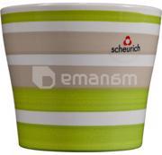 Scheurich კერამიკული ქოთანი ყვავილებისთვის Scheurich 808/17 LEMONADE