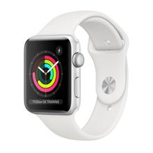 Apple Watch Series 3 (GPS) 38mm Silver Aluminium Case სმარტ საათი