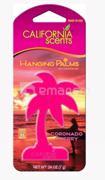 California Scents არომატიზატორი California Scents Hanging Palms HP-007 ალუბალი კორონადო