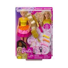 MATTEL Barbie კულულა თმებით