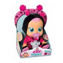 IMC Toys ინტერაქტიული თოჯინა Cry Babies Lady