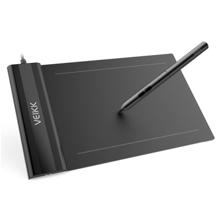 Veikk S640 Pen Tablet გრაფიკული პლანშეტი