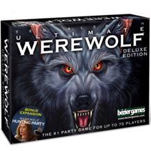 bgc სამაგიდო თამაში Werewolf