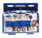 Dremel ნაკრები საცმების მულტიინსტრუმენტისთვის Dremel 687 26150687JA 52 ც