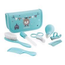 Miniland Baby kit azure ჰიგიენური საშუალებების ნაკრები ბავშვისთვის