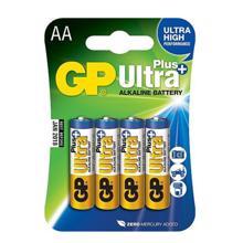 GP Powerplus ელემენტების 4 ცალიანი შეკვრა GPPCA15UP032 15AUP-U4 (LR6)