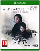 Microsoft XBOX ONE A PLAGUE TALE INNOCENCE
