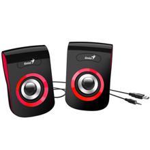 Genius დინამიკი SP-Q180 USB Power Red