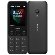 Nokia 150 Black მობილური ტელეფონი