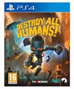 Sony PS4 DESTROY ALL HUMANS