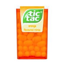 Tiс-Taс ფორთოხლის დრაჟე 16 გრ