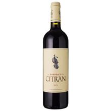 Le Bordeaux de Citran წითელი ღვინო ციტრანი ბორდო 13% 750მლ