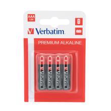 Verbatim ელემენტების 4 ცალიანი შეკვრა AAA R03
