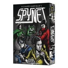 z-man games თამაში Spynet