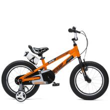 "Royalbaby Space No1 Bike Orange ველოსიპედი 14"""