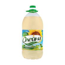 Олеина მზესუმზირის ზეთი 3 ლ