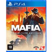 Sony PS4 MAFIA DEFINITIVE EDITION