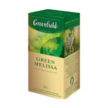 Greenfield მწვანე ჩაი 37.5 გრ