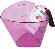 Plastik Repablik საზომი ჭურჭელი Plastik Repablik Cristallo mix 1,5 ლ