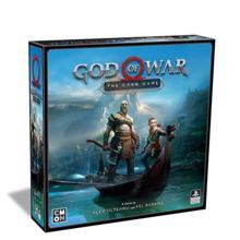 COOL MINI OR NOT God Of War The Card Game სამაგიდო თამაში