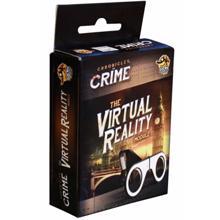 LUCKY DUCK GAMES Chronicles of Crime Virtual Reality Module სამაგიდო თამაში