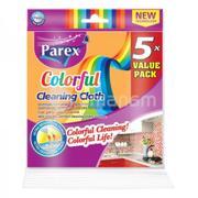 ტილოები Parex COLORFUL 35x34 სმ 5 ც