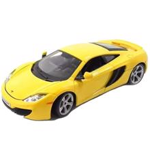 Bburago სათამაშო ლითონის მანქანა 1:24 PLUS McLaren