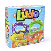 3D Ludo − სამაგიდო თამაში