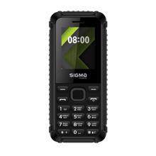 SIGMA MOBILE-X-style 18 Track Black მობილური ტელეფონი