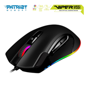Patriot PV551OUXK Viper RGB Optical Mouse